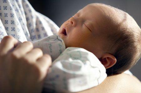 Ребенок кашляет по ночам во сне