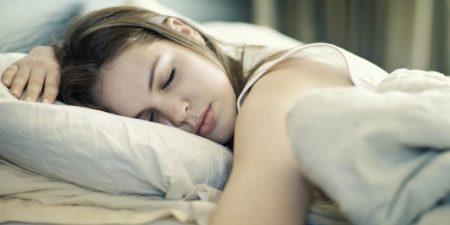 Поза сна