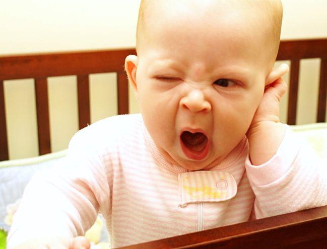 Пятимесячный ребенок плохо спит по ночам
