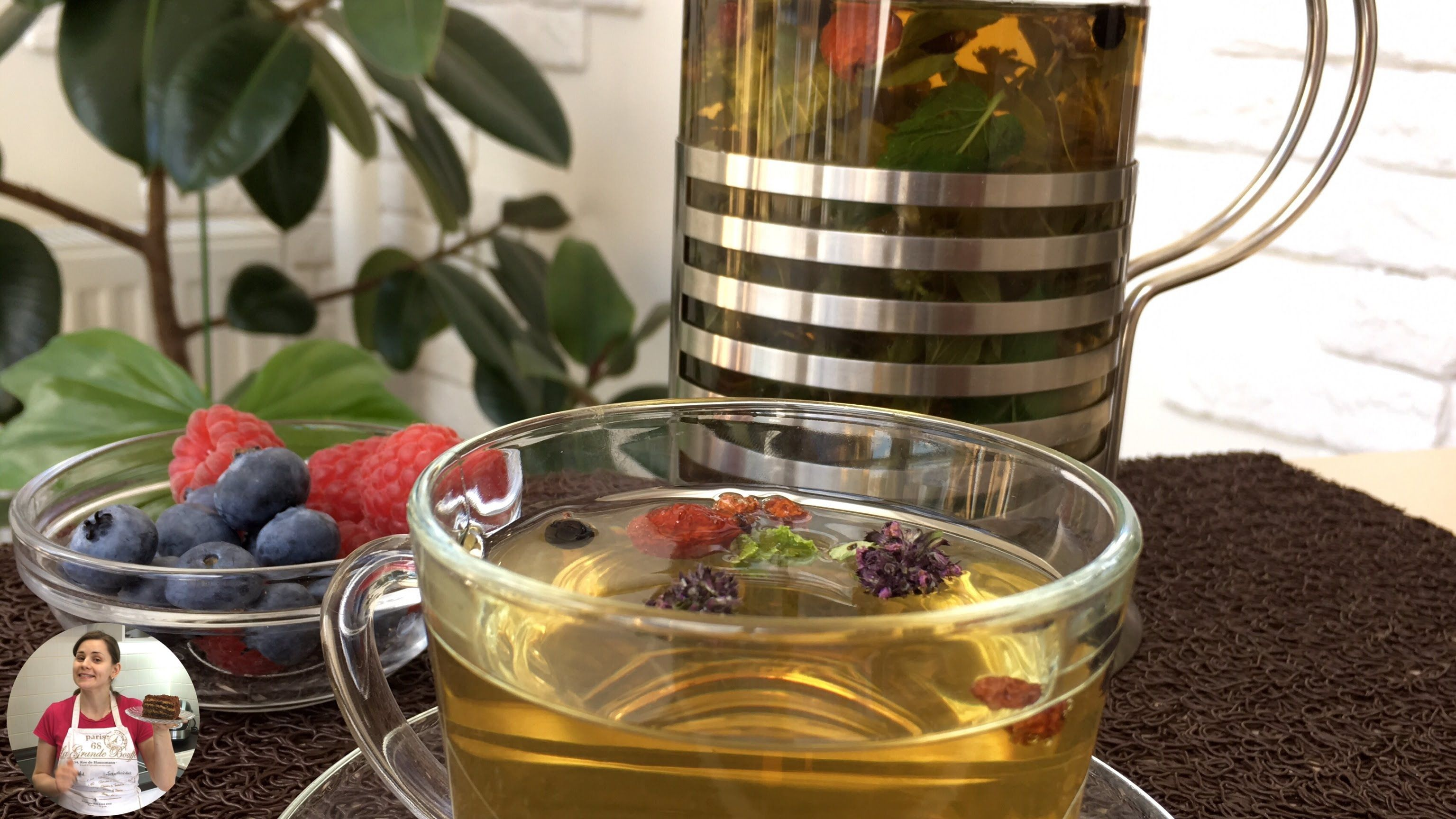 Успокаивающие чаи для детей 3 лет