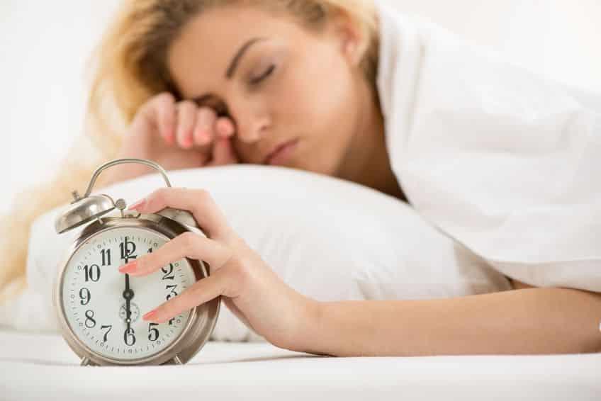 Время для сна взрослого человека