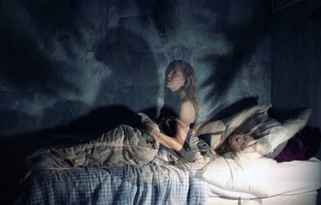 Почему снятся кошмары - частные случаи и причины