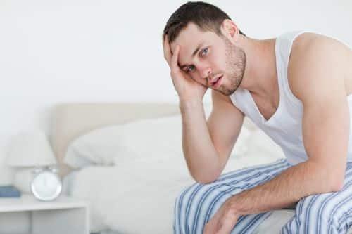 После алкоголя не могу уснуть