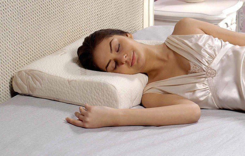 Положение головы во время сна